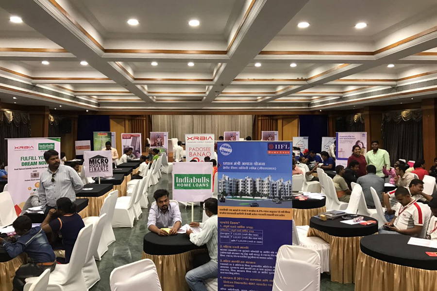 Loan Mela Pune 19th Feb 2017 - XRBIA