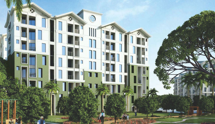 Apartments in Talegaon - XRBIA